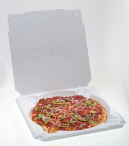 Hybrid Pizza Box