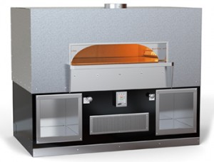Woodstone Oven at International School of Pizza