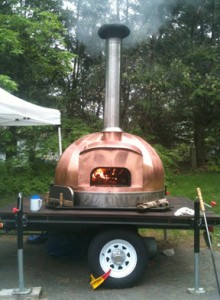 Pizza Oven from Pizza Therapy