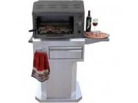 Twin Eagles Twin Eagles 24 Inch Salaman Outdoor/Pizza Oven Pedestal Base