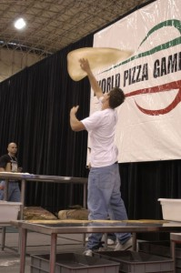 World Pizza Games from Legends of Pizza