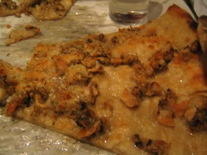 Pepe's Clam Pizza