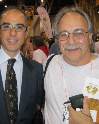 Antimo Caputo and Albert Grande