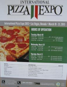 International Pizza Expo 2013