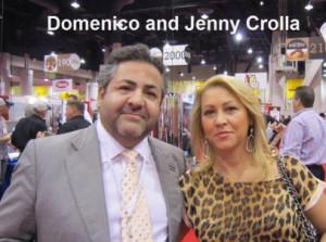 Domenico and Jenny Crolla