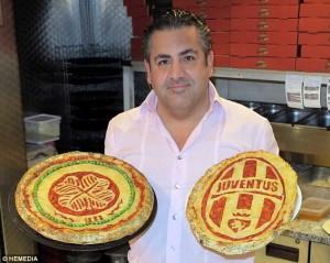 Pizza Art by Domenico