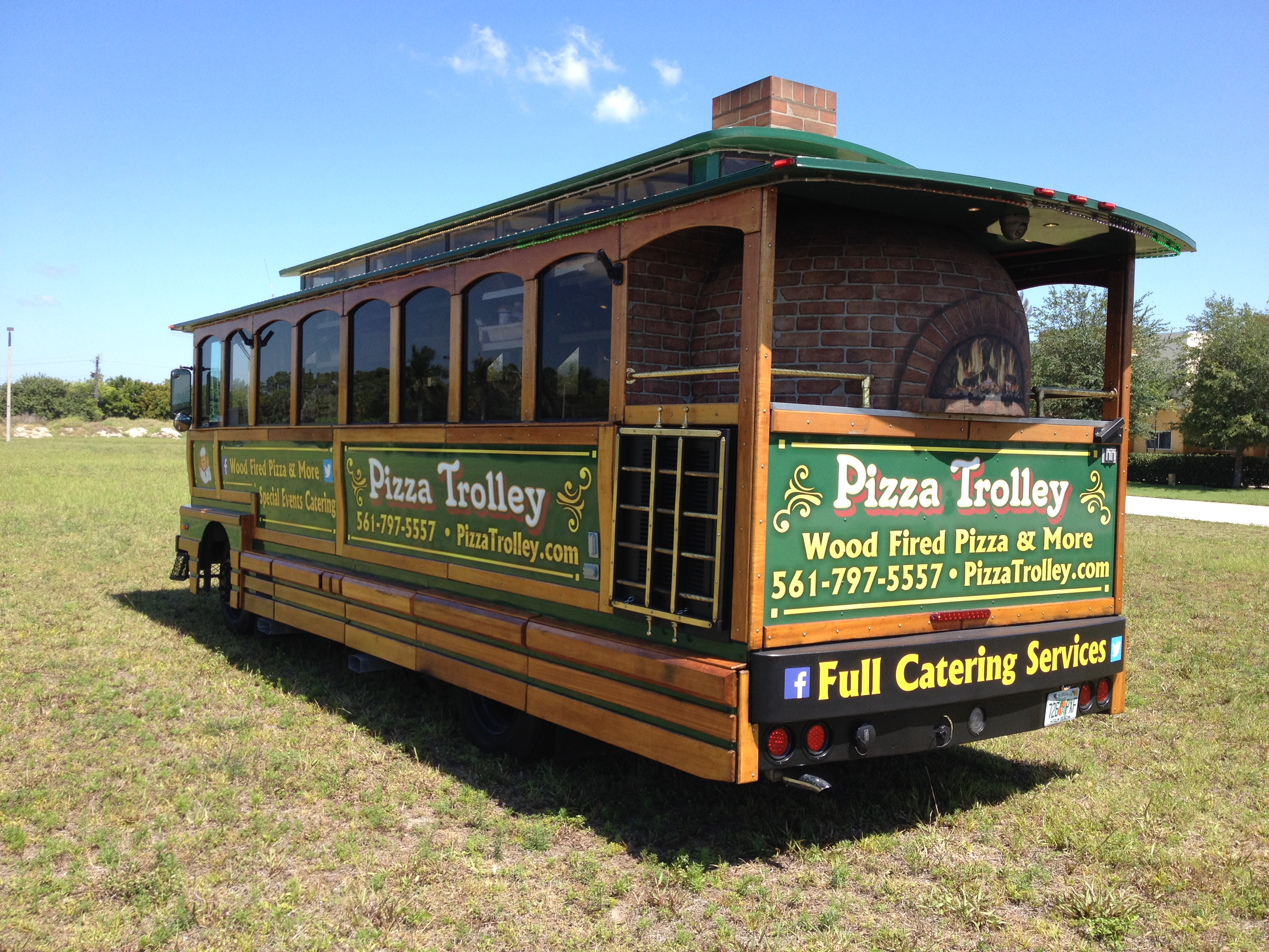 cef2e18c1f The Pizza Trolley Is for Sale - Legends of Pizza Blog