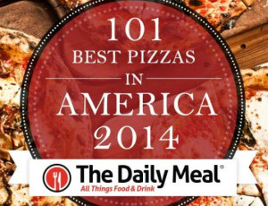 Daily Meal 101 Best Pizzas in the USA