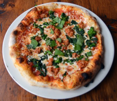 Rustica-pizza