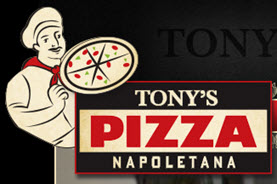 Tony's Pizza Naoletana