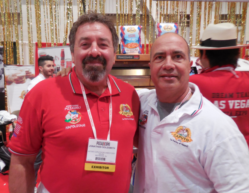 Pizza Talk: John Arena and Jonathan Goldsmith