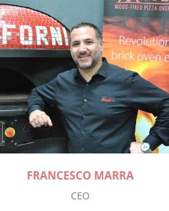 Marra Forni Pizza Ovens