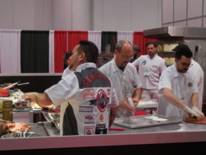 Tony Gemignani Pizza Demo