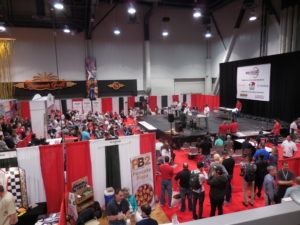 Pizza Expo Las Vegas Convention Center