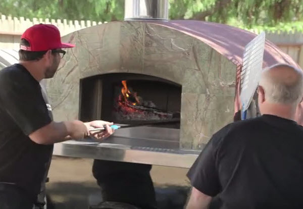 Vito of Stella's Pizza Pie Talks Mobile Pizza Business