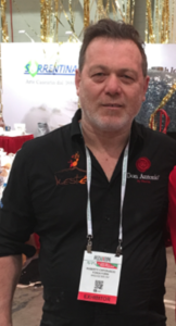 Roberto Caporuscio of Keste and Vino