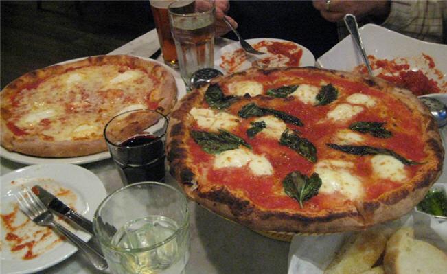 Tony G.'s Amazing pizza!