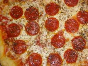 """I wonder how soon you are going to buy """"The Pizza Book!"""""""